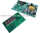 Coin operated timer USB control board for game machine