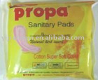 Super Absorbent Cotton Sanitary Pad