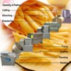 potato chip processing line