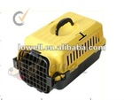plastic pet transport carriers