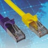 High performance Cat.6A patch cord