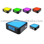 4-Port USB 2.0 Hub With Clock