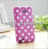 100% TPU case pock dot case For sumsung