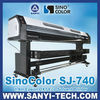 1.8m Eco Solvent Printer With Epson DX7 2012 Newest