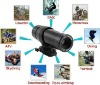30fps Outdoor Waterproof Sport Camera