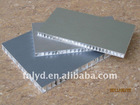 Zinc- honeycomb sandwich panel