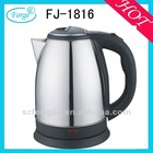 popular restaurant electric stainless steel water kettle