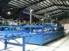 Automatic eps panel production line