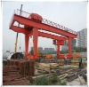 100T Double Girder Gantry Crane with Hook for Project