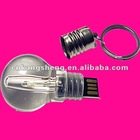 4GB popular bulb shaped USB flash Drive