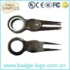steel pitch fork with customer logo
