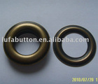 india 15MM antique brass eyelet with good quality