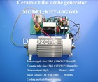 KHT-10gWOA2 Ceramic Tube Ozone Generator for Air and Water Treatment