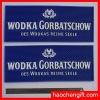 Promotion logo 3D rubber pvc design bar pads
