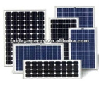 High power solar panels for home indoor lighting