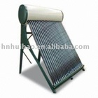 2010 New vacuum tube solar water heater