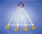 two braid nylon rope