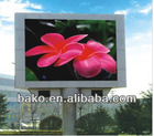 P12 DIP346 1R1G1B Full Color Outdoor LED lighting sign