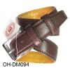 Men wholesale leather belt