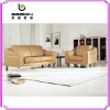 genuine leather office sofa design SF-005