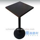 Rectangle modern metal coffee table RTA-071