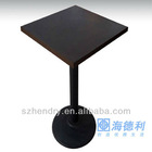 Rectangle modern metal coffee table RTA-071