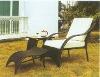 PE Rattan Leisure Chair XT-107/ Outdoor&Garden Furniture