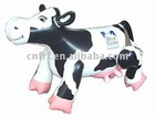 Inflatable PVC cow toy