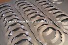 dished cutting blades with bayonet bor for corrugated paper cutting blades