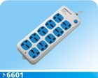 10 outlet power strip with main switch