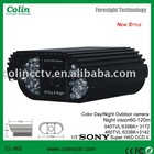 New style and best price waterproof Filter Switch cctv with 1/3 sony ccd camera