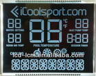 sports equipment tn negative LCD Display