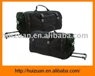 Promotional canvas trolley luggage bag
