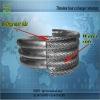 coaxial heat exchanger structure