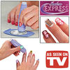 Nail Art Stamping Kit ,Salon Express