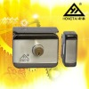 Video Door Lock 12VDC,double cylinder,with rian-resistant frame