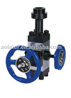 XJF stop control valve for accumulator,Special designed