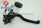 ZJMOTO Motorcycle 19RCS Forged Brake Master Cylinder With Hydraulic Brake And Adjustable Lever