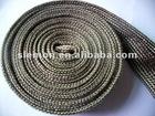 High temperature stainless steel fiber sleeve