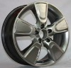 OEM brand car replica alloy wheels sized 17*6.5
