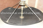0.7*0.9m satellite dish antenna