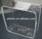 Plastic Packaging Bag With Wire Frame