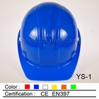 HDPE industrial safety helmet with CE EN 397