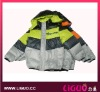 boys down jacket with romovable hood