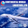 Air freight from Shanghai China mainland to USA
