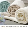 100% cotton dobby towel