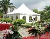 royal pagoda wedding tent 8x8m