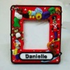 PVC soft 3D Cartoon Photo Frame