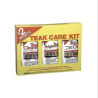 new--Teak care kit