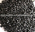 bargain price of PE black color masterbatch for granulation, injection molding and tubulation